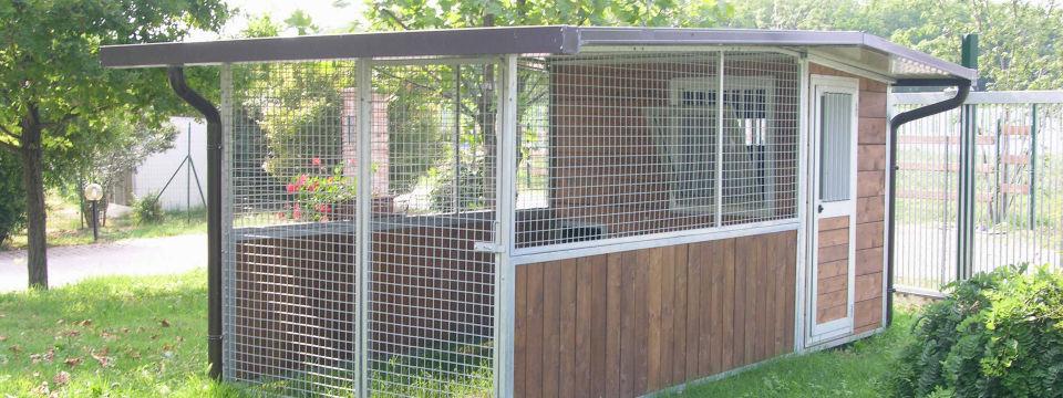 vendita online di box e strutture per cani e cavalli box
